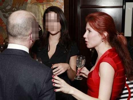 Секс видео кущенко чапман